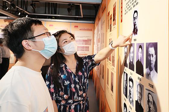 川渝红色文献特展在重庆图书馆开展