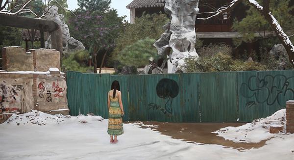 中国精神――第四届中国油画进京
