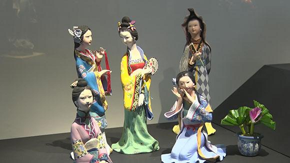 """""""彩塑中国――全国雕塑作品邀请"""